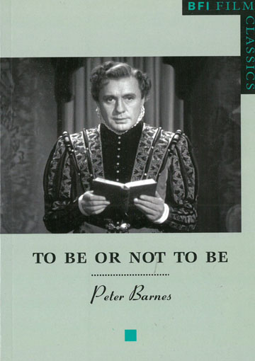Buy To Be Or Not To Be: BFI Film Classics