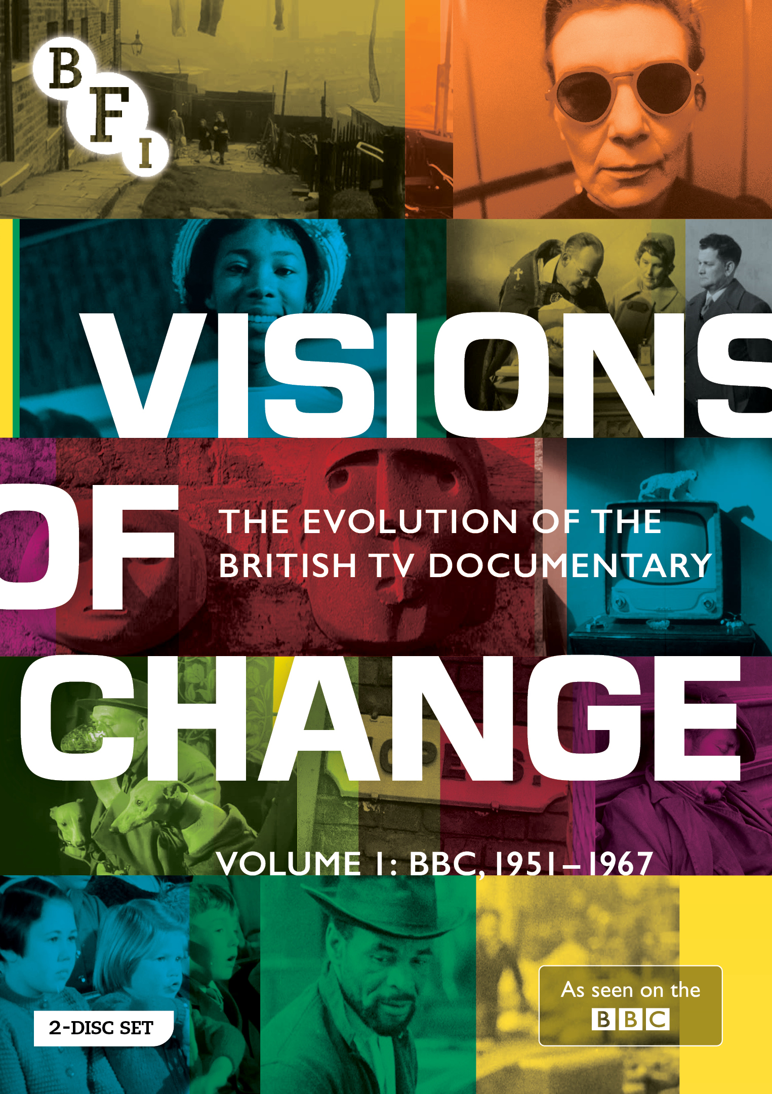 Buy Visions of Change Volume 1: BBC 1951-1967