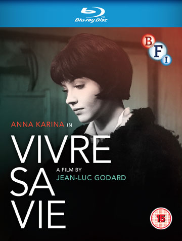 Buy Vivre sa vie (Blu-ray)