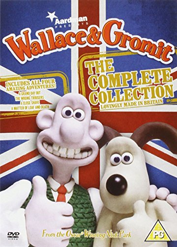Buy Wallace & Gromit - The Complete Collection