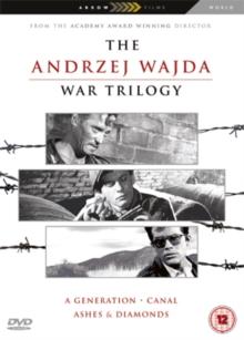 Buy The Andrzej Wajda War Trilogy