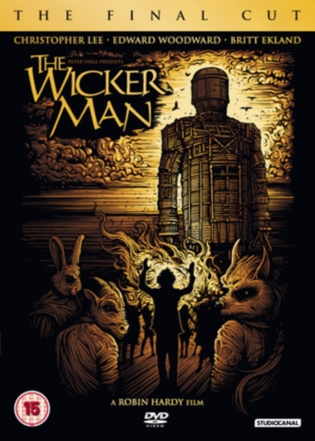 Buy The Wicker Man: The Final Cut (SIGNED BY DIRECTOR)
