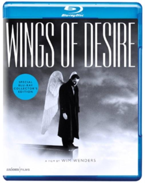 Buy Wings of Desire - Signed Copy
