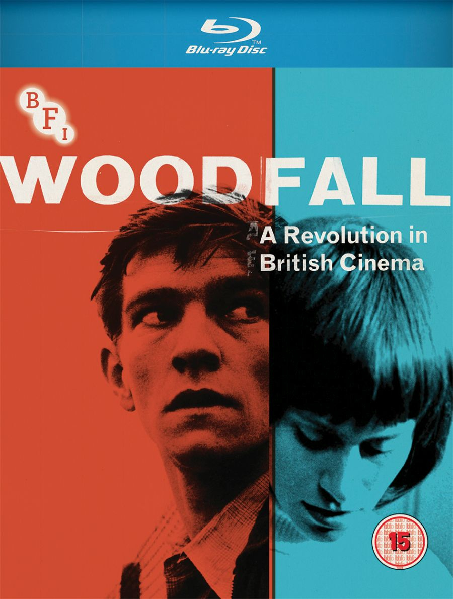 Buy PRE-ORDER Woodfall: A Revolution in British Cinema (9-Blu-ray set)